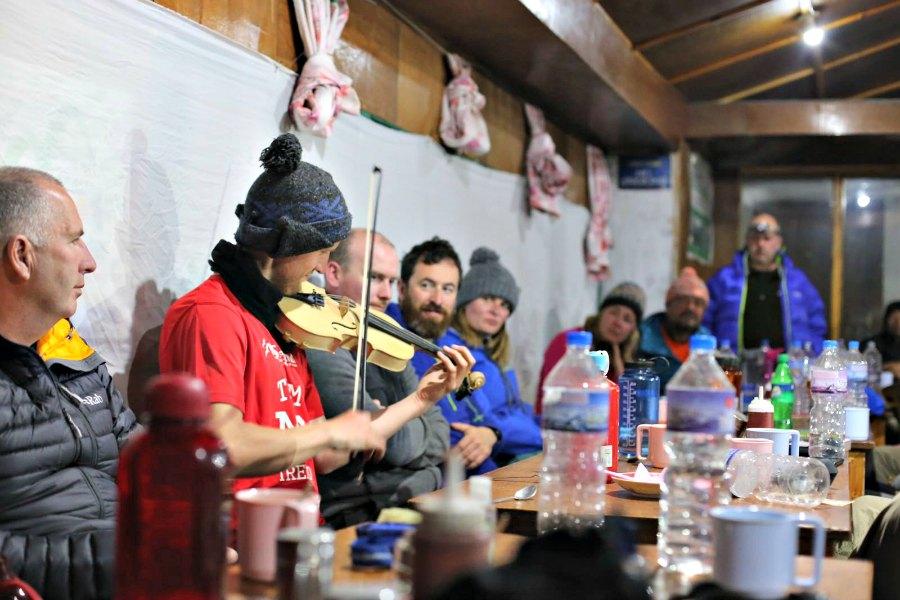 Everest Base Camp - Tea House