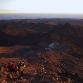 Mount Kenya Trek