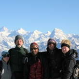 The Himalayas Trek