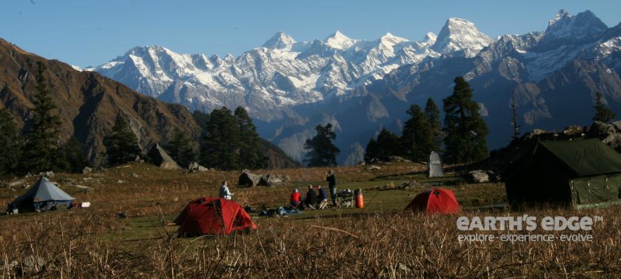 Himalayas Trek - Khulara Camp