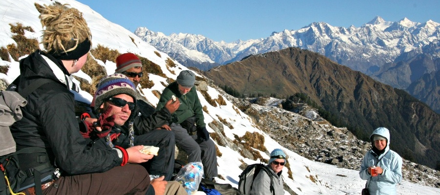 Himalayas Trek – Trip Report October 2007