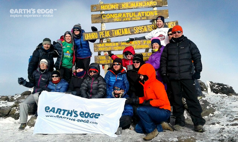 Earth's Edge Kilimanjaro Climb