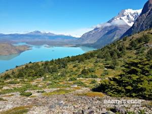 Patagonia - Nordernskjold Lake