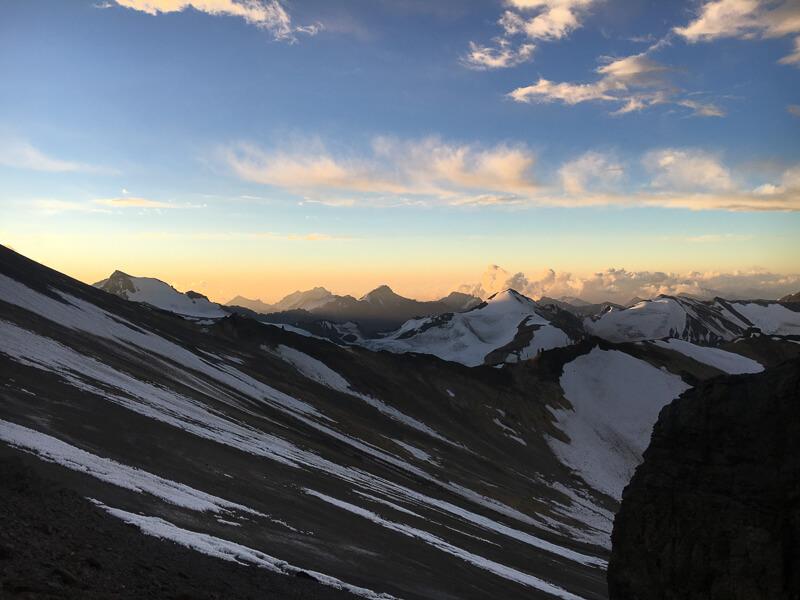Aconcagua Climb Earths Edge