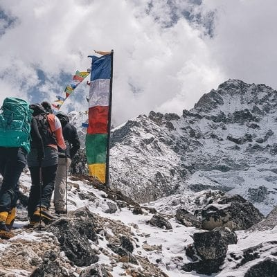 Mera Peak Trek