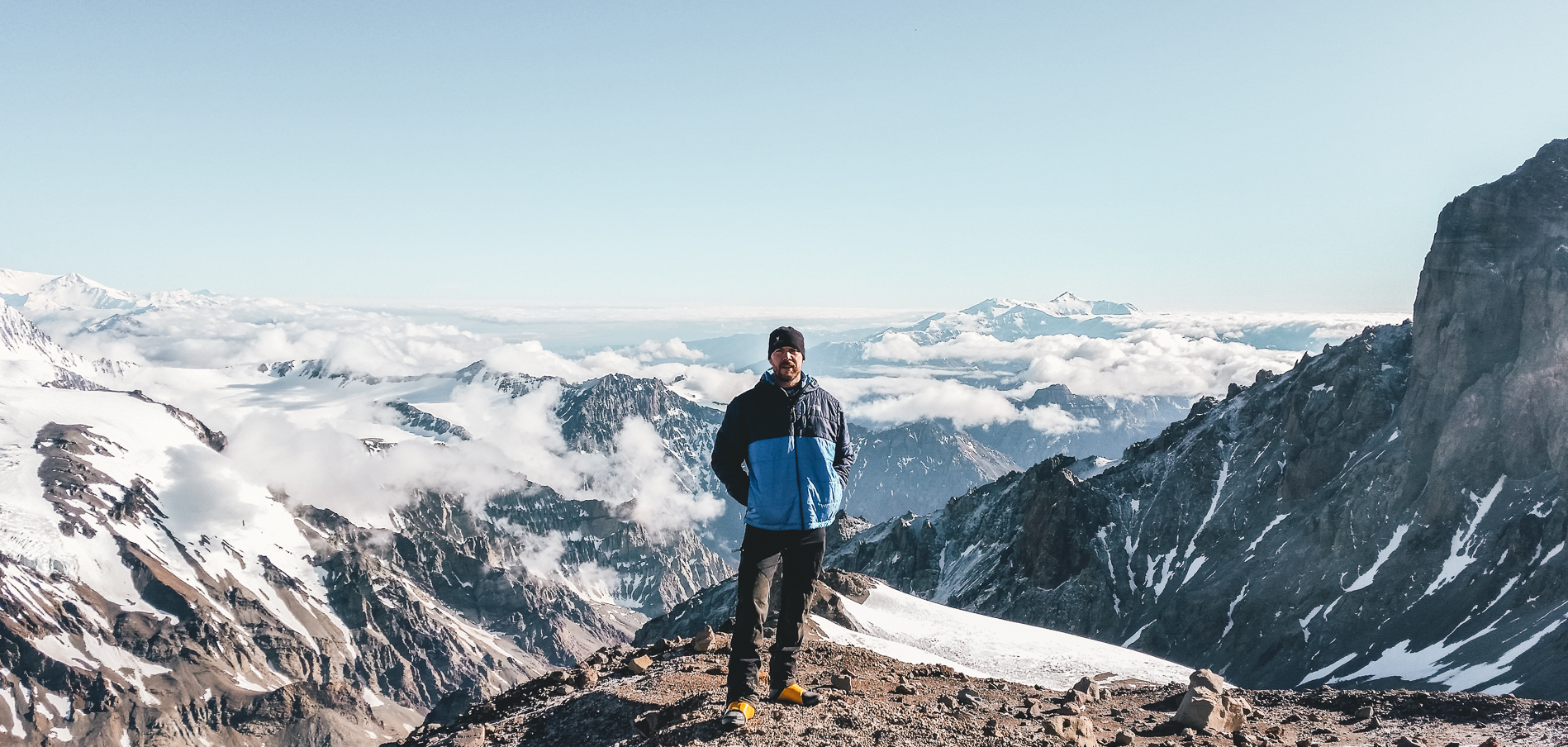 What are the Seven Summits - Aconcagua