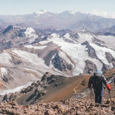 Aconcagua Climb summit