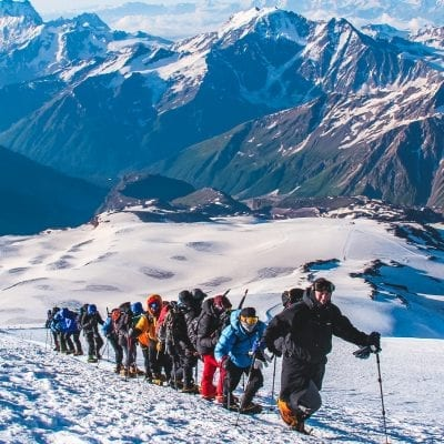 Elbrus Climb with Earth's Edge