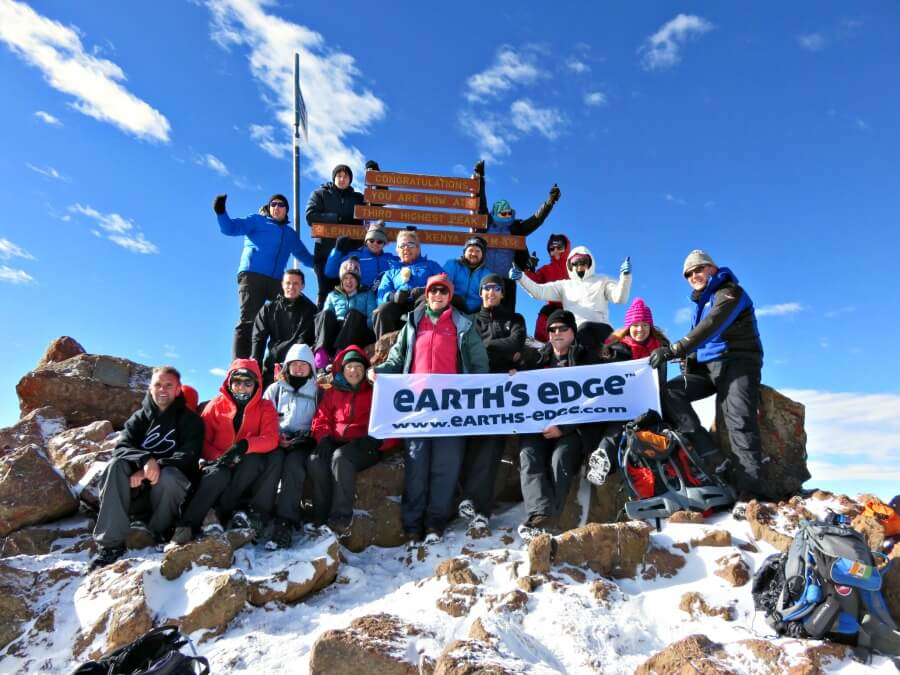 How to climb the Seven Summits