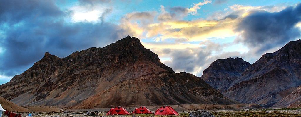 Kangri Camping