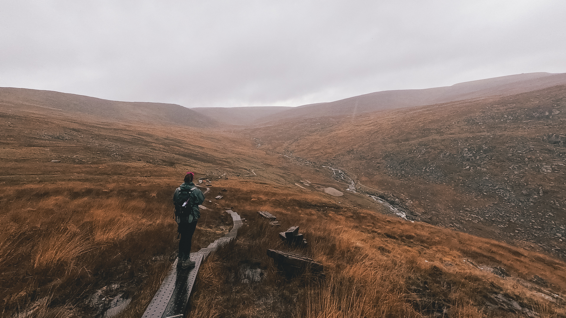 Wicklow Training Hikes