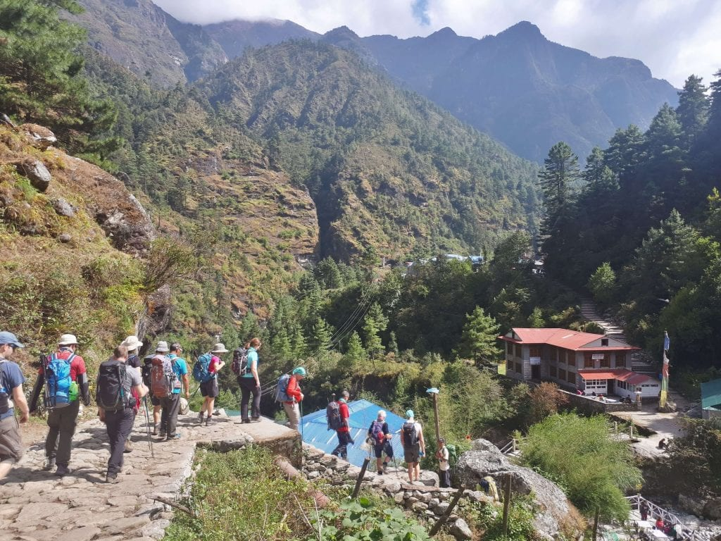 Earth's Edge Everest Base Camp Trek