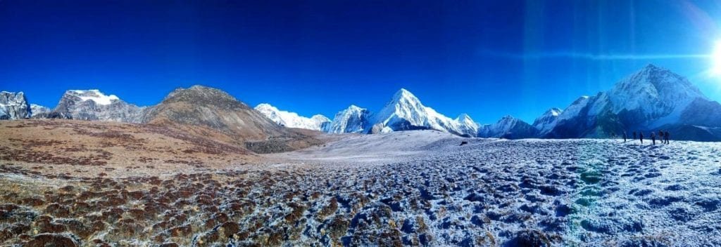 Everest Base Camp from Ireland