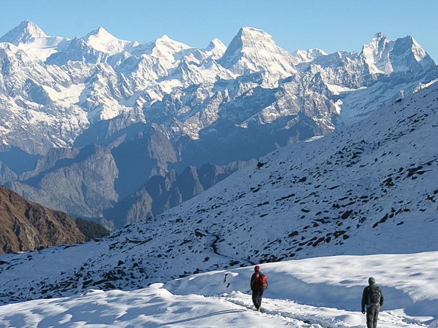 Kuari Pass Himalayas Trek information talk