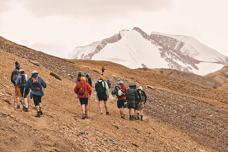 Ladakh Tri-Adventure