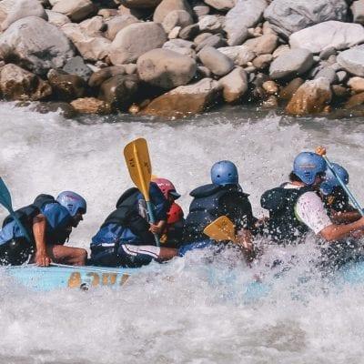 Ladakh Zanskar rafting