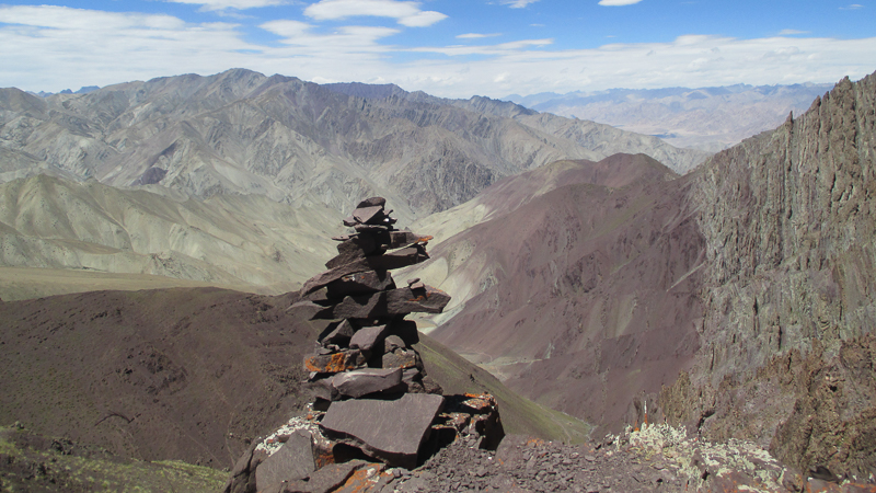 Views on Stok Kangri