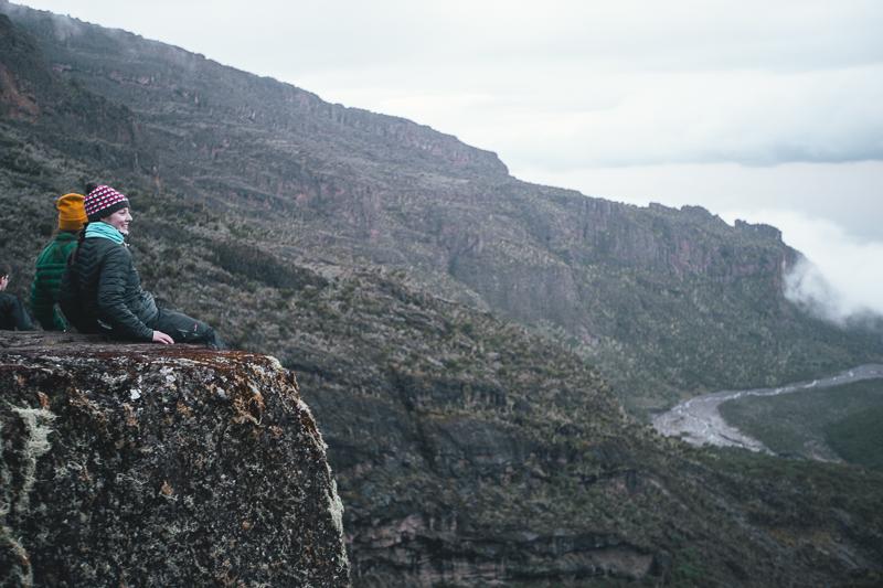 Hiking mates