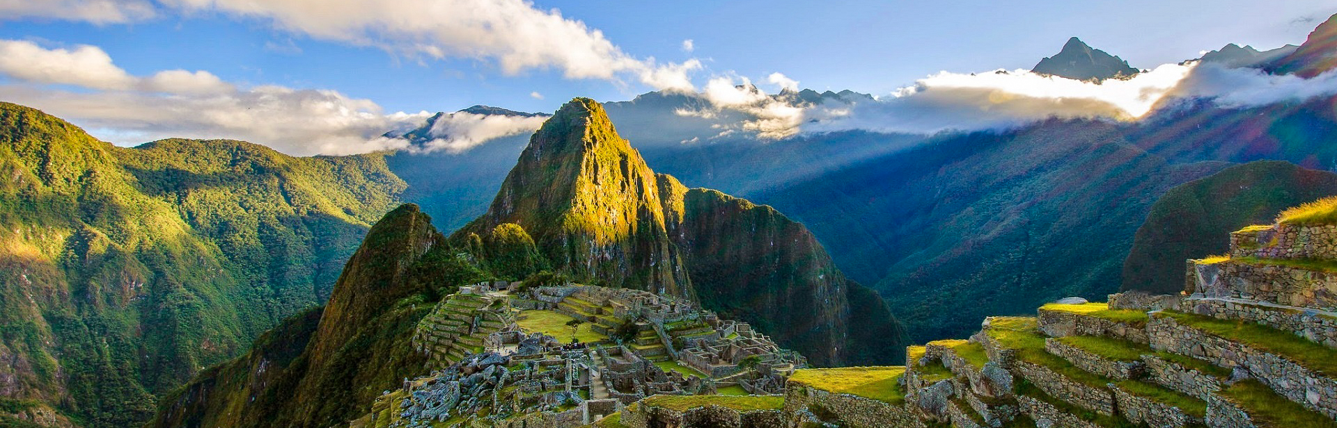 Trek Machu Picchu with Earth's Edge