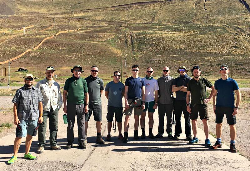 Aconcagua Trip Report