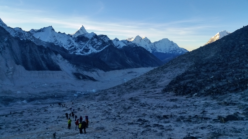 Kala Patthar climb