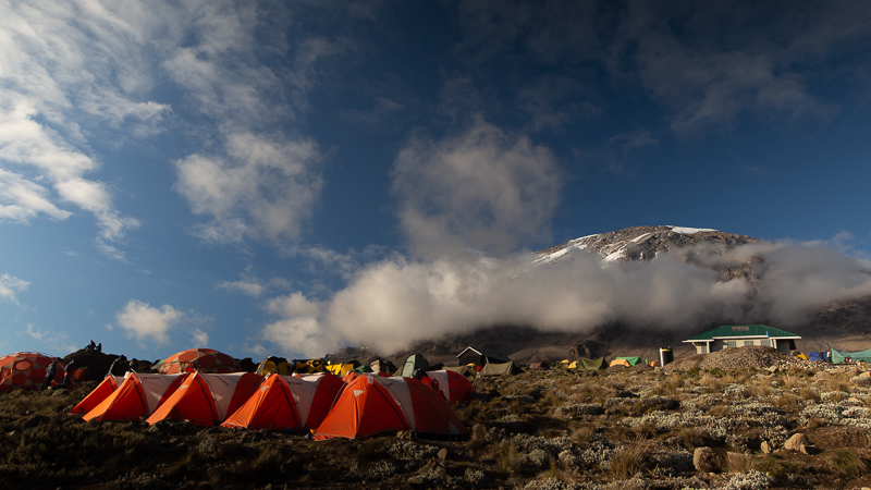 trekking equipment for Kilimanjaro and Everest Base Camp