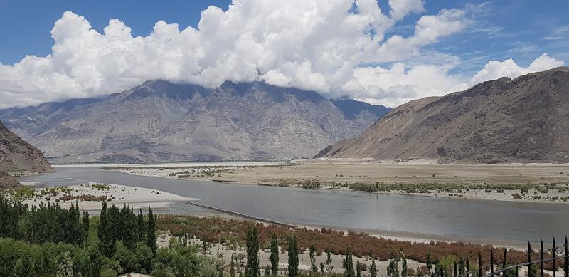 The Indus River Pakistan