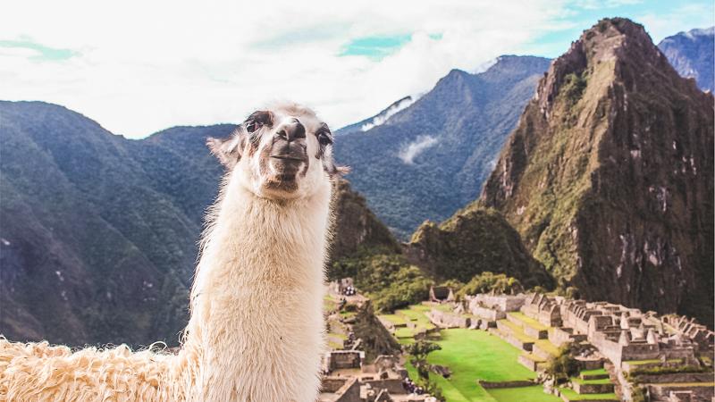 Machu Picchu talk
