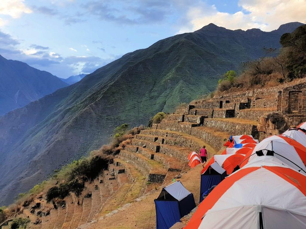 Pinchiunuyocc campsite, if carlsberg did campsites!