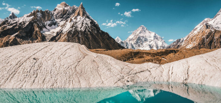K2 Base Camp with Earth's Edge 4