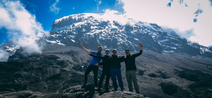 Kilimanjaro Expedition with Earth's Edge