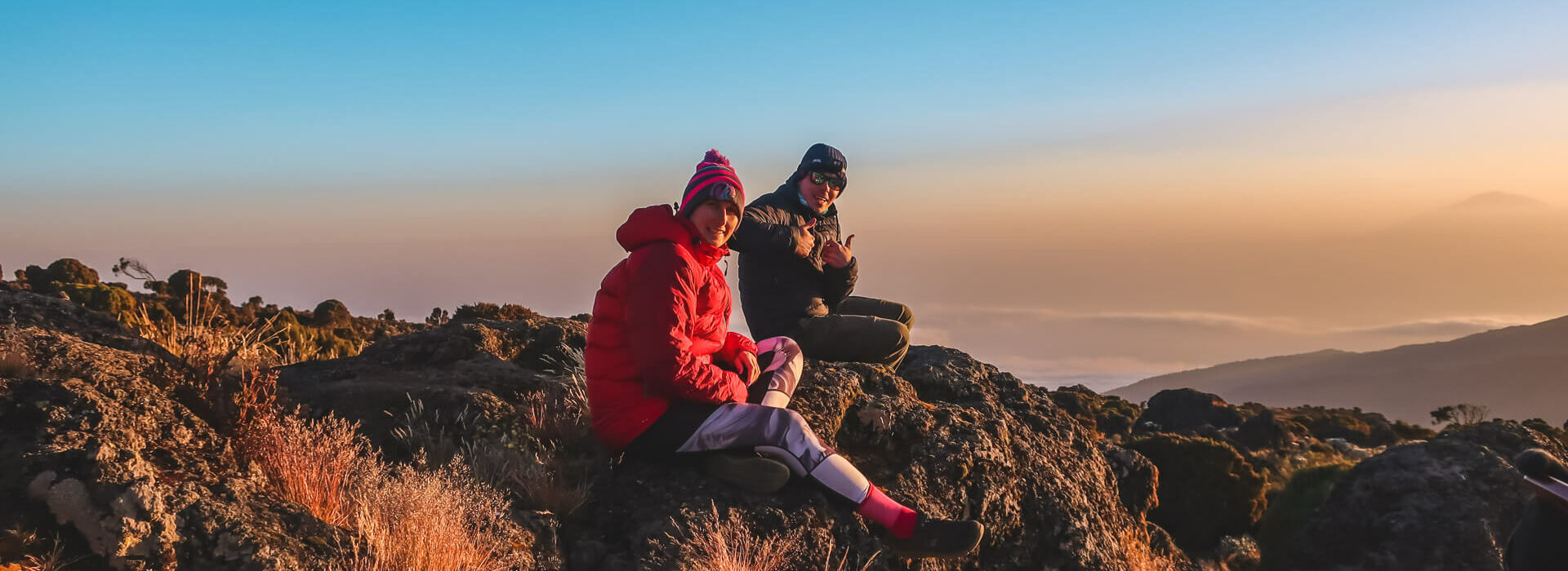 Kilimanjaro Expedition with Earth's Edge 1