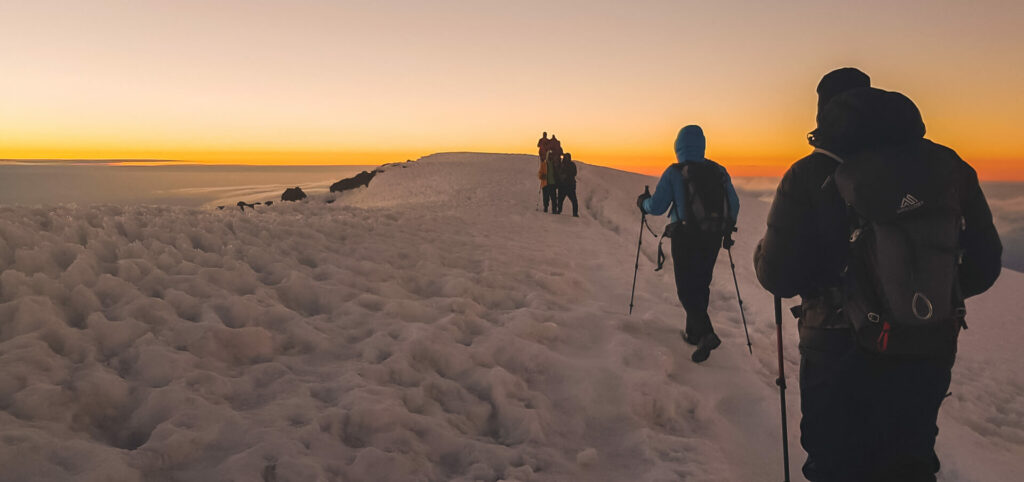Kilimanjaro Expedition with Earth's Edge 3
