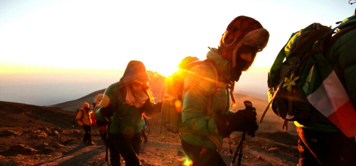 Kilimanjaro Expedition with Earth's Edge 5