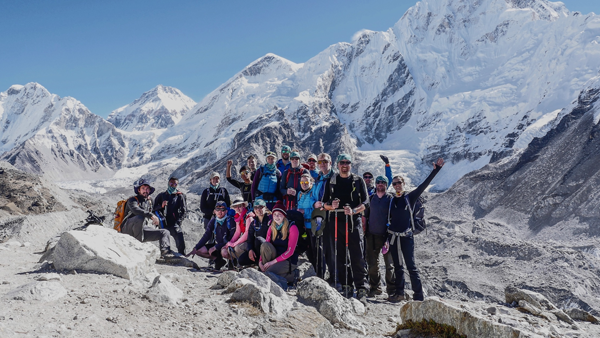 Can beginners trek to Everest Base Camp