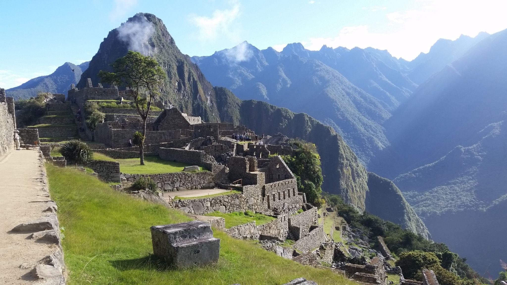 Machu Picchu open after covid