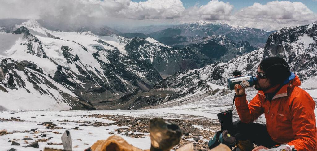 Aconcagua with Earth's Edge 3