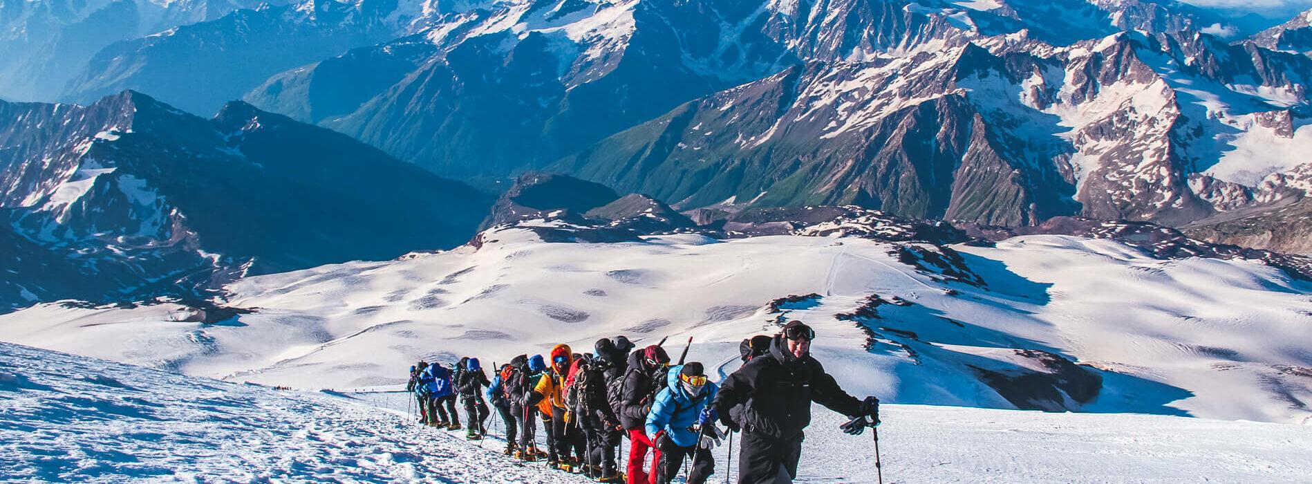 Elbrus with Earth's Edge