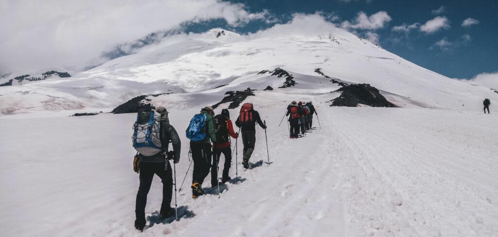 Earth's Edge Elbrus Expedition