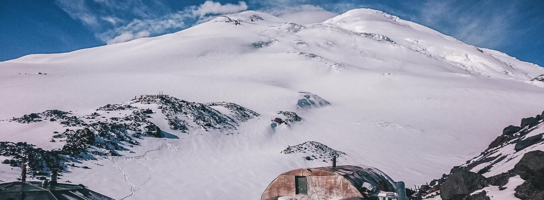 Elbrus with Earth's Edge 1