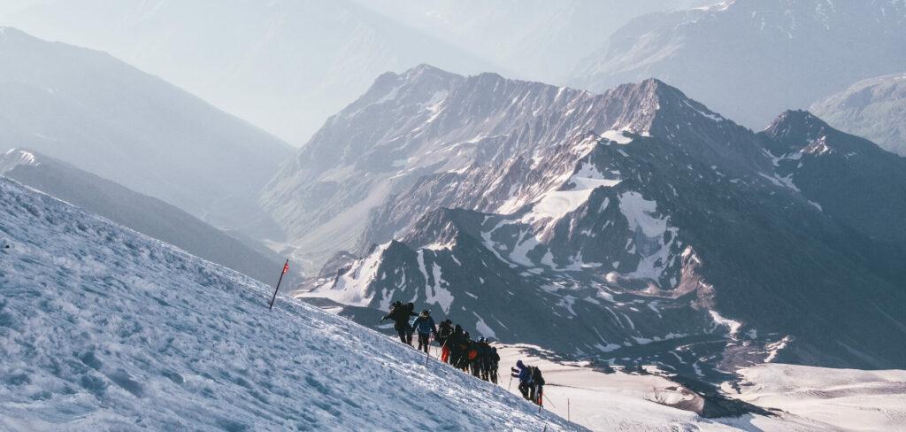 Elbrus with Earth's Edge 2