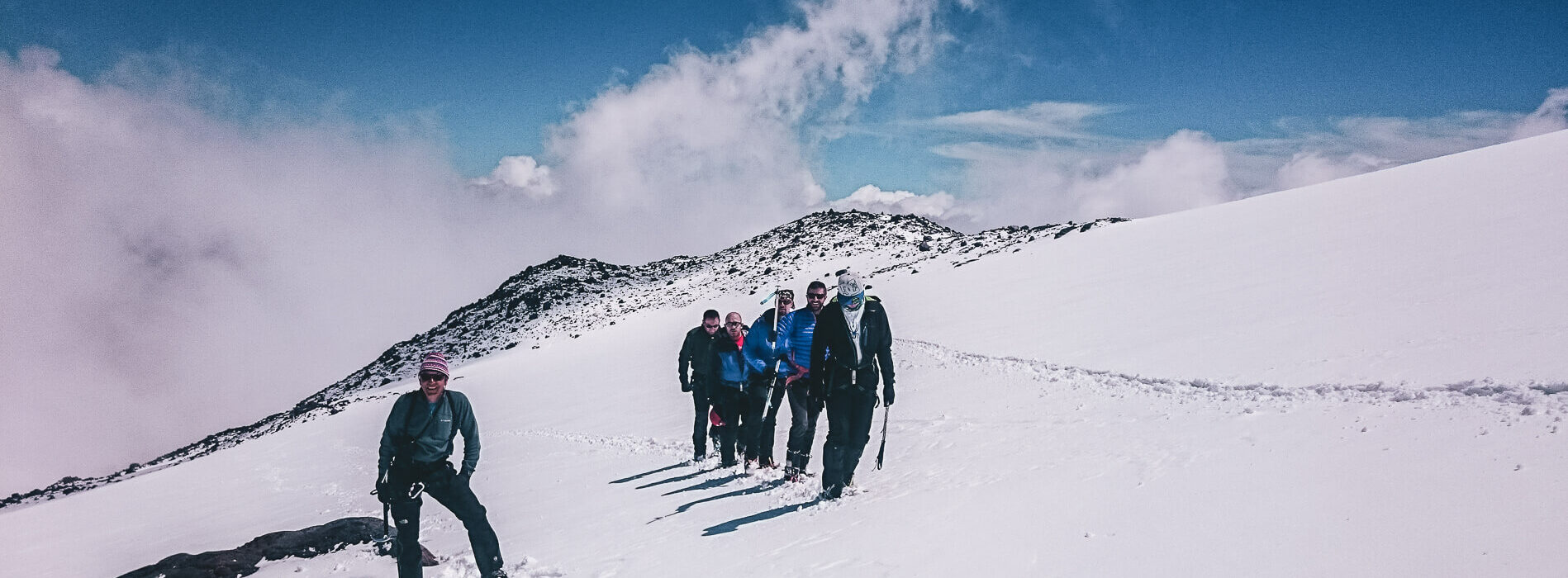 Earth's Edge Elbrus Guided Expedition