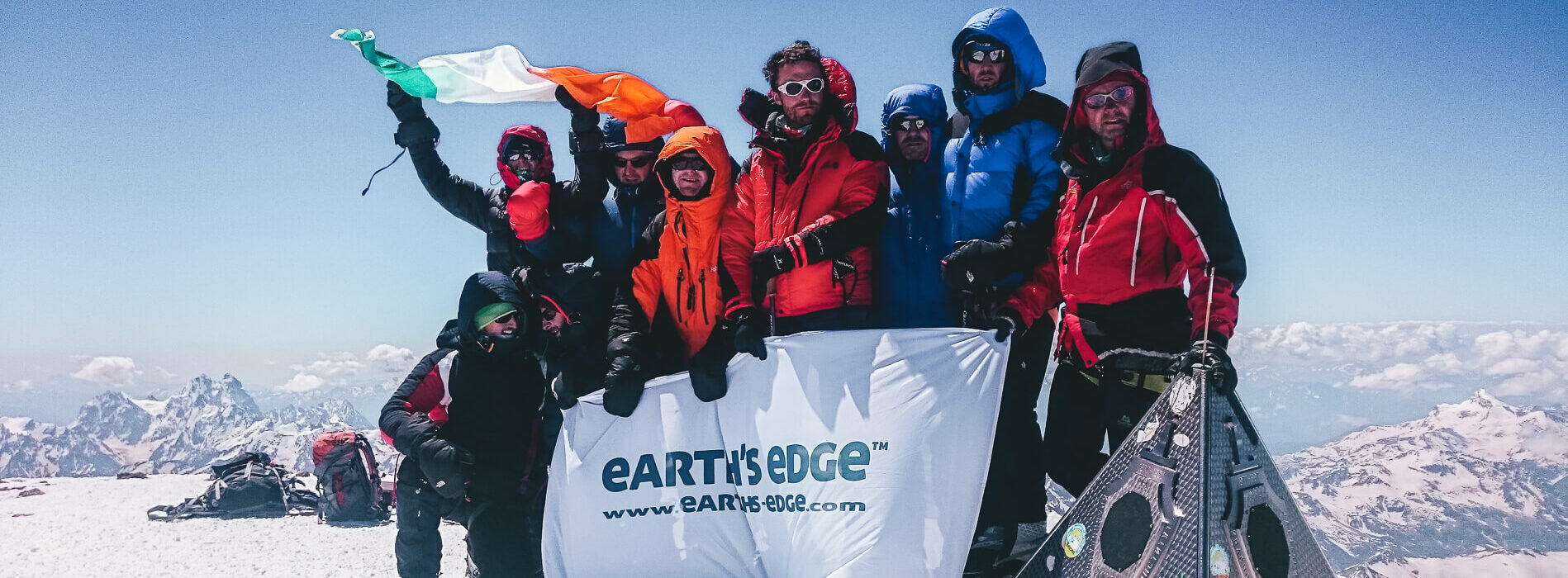 Elbrus with Earth's Edge 4