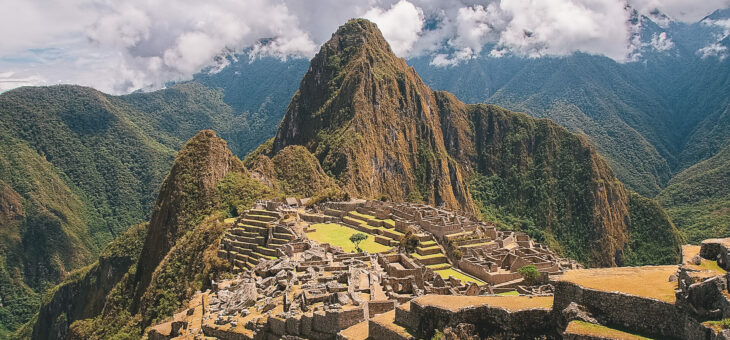 Machu Picchu with Earth's Edge 2