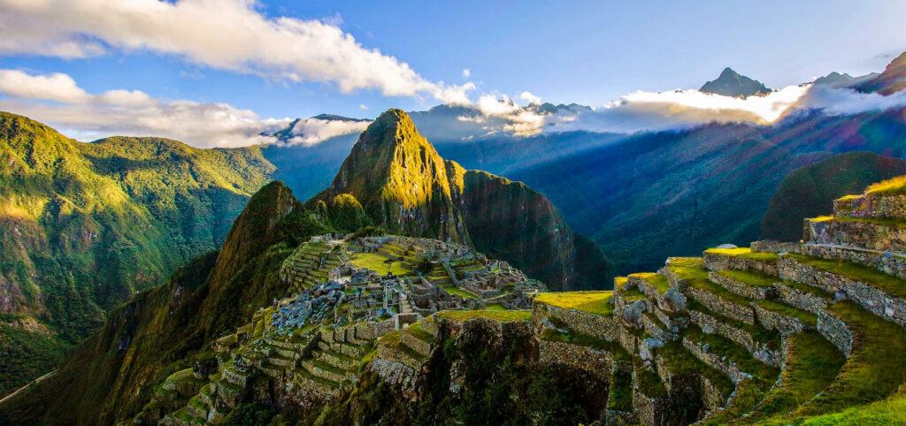 Machu Picchu with Earth's Edge 1