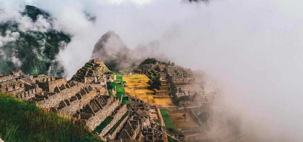 Machu Picchu with Earth's Edge 4