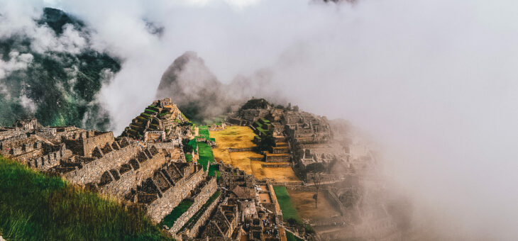 Machu Picchu with Earth's Edge 4