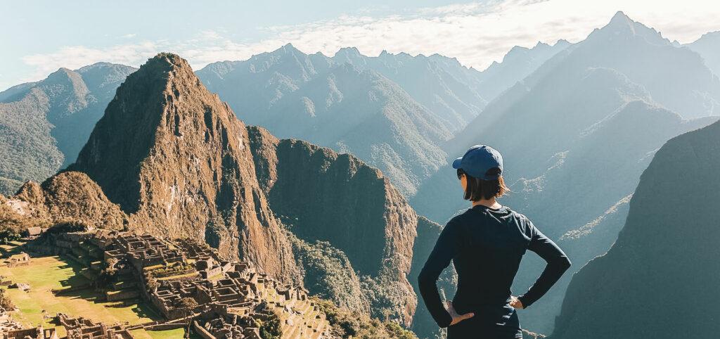 Machu Picchu with Earth's Edge 5
