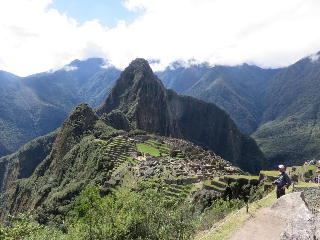 Inca Trail Machu Picchu Earths Edge