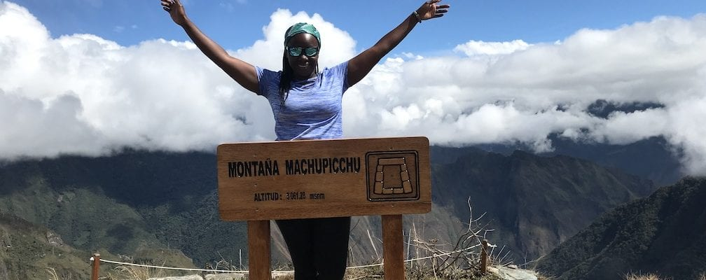 Trekking to Machu Picchu with Earth's Edge for solo travel